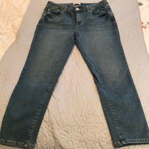 Kensie Jeans - NWOT Kenzie ankle jeans 🌹🌹